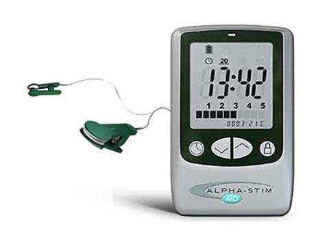 干渉電流刺激療法のイメージ画像