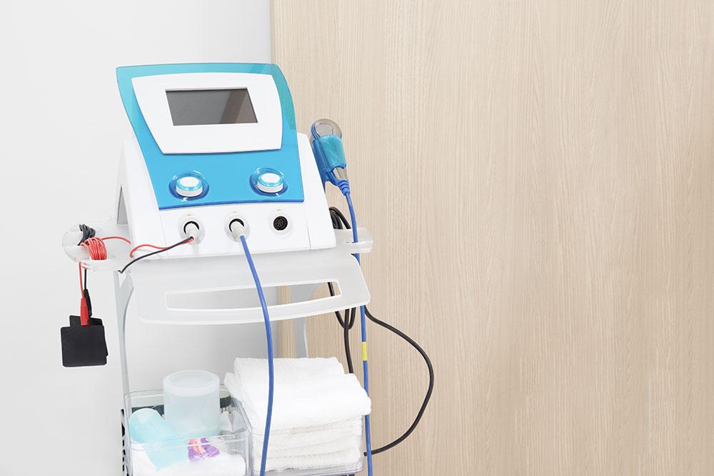 電気治療器のイメージ